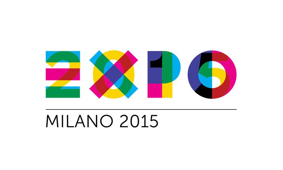 Expo2015-logo, design: © Andrea Puppa