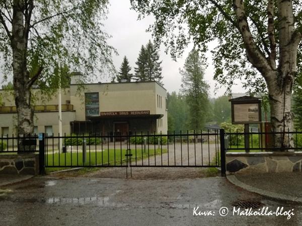Ravintola Sirius, Kajaani. Kuva: © Matkoilla-blogi