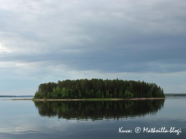 Kiantajärvi. Kuva: © Matkoilla-blogi