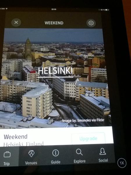 Create Trip - uusi suomalainen matkaopaspalvelu. Kuva: © Matkoilla-blogi