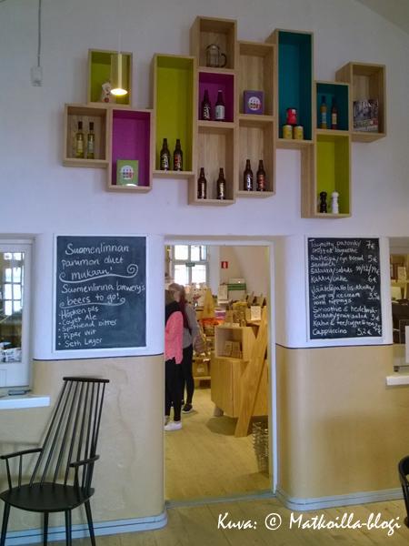 Viaporin Deli & Cafe. Kuva: © Matkoilla-blogi