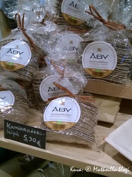 …ja leipää. Kuva: © Matkoilla-blogi