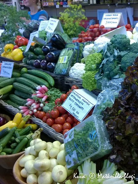 Vitamiinitiski. Kuva: © Matkoilla-blogi