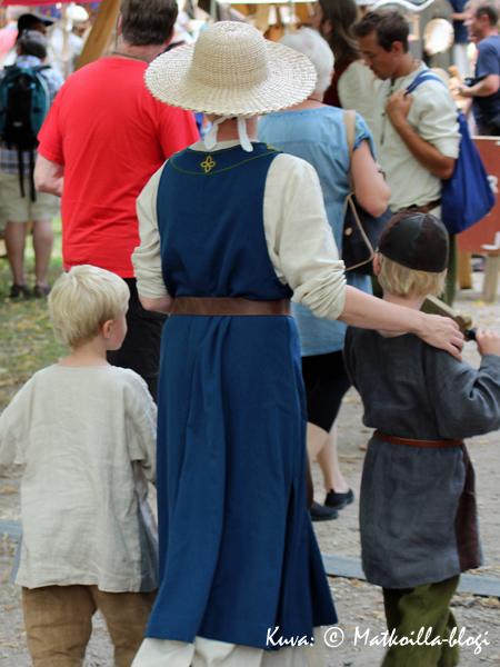 …kuin perheet... Kuva: © Matkoilla-blogi