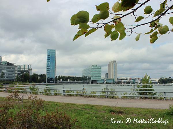 Kone Buidling, Espoo. Kuva: © Matkoilla-blogi