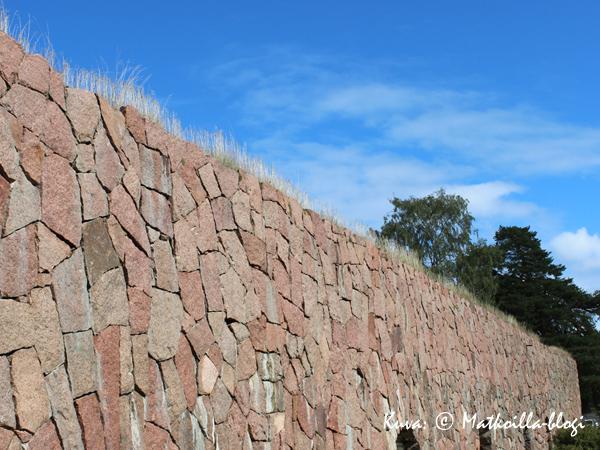 Ungernin linnoitus. Kuva: © Matkoilla-blogi