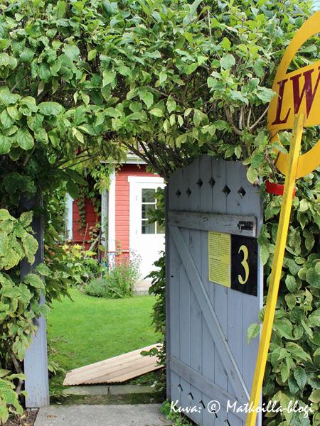 Tervetuloa - käykää peremmälle! Kuva: © Matkoilla-blogi