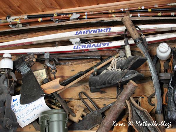 Keräilijän aarteita. Kuva: © Matkoilla-blogi