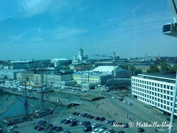 Kauppatorin näkymä. Kuva: © Matkoilla-blogi