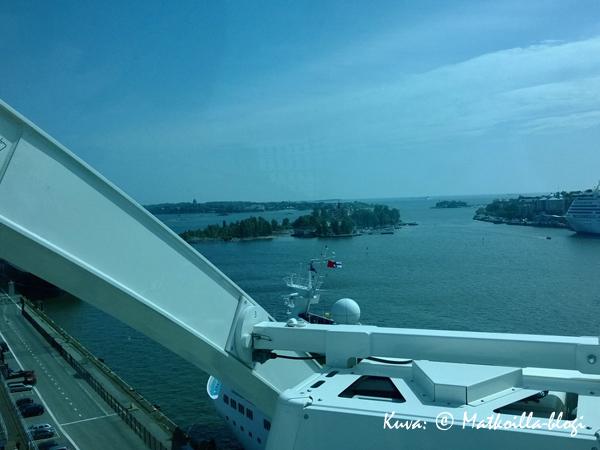 Suomenlahden näkymä. Kuva: © Matkoilla-blogi