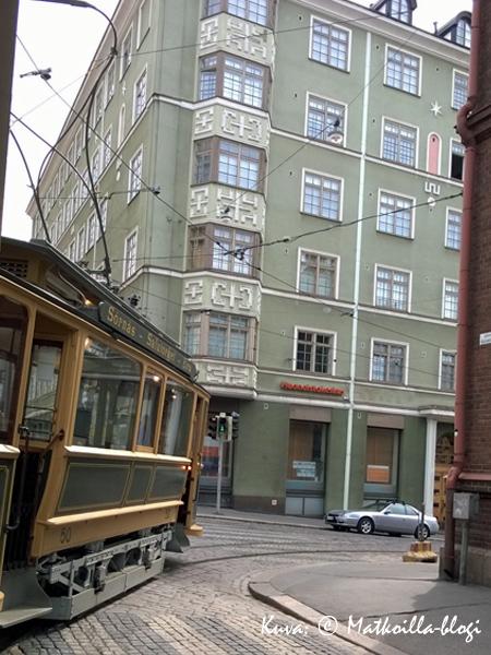 Museoratikka Kruunuhaassa. Kuva: © Matkoilla-blogi