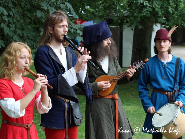 …kuin muusikoitakin. Kuva: © Matkoilla-blogi