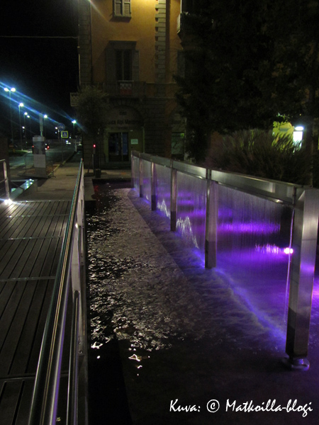 Piazza Savona by night. Kuva: © Matkoilla-blogi