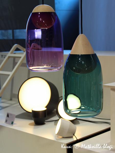 EcoDesign Awards-osaston taidetta. Kuva: © Matkoilla-blogi