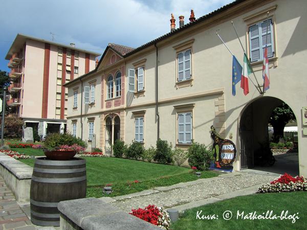 Villa Paolotti. Kuva: © Matkoilla-blogi