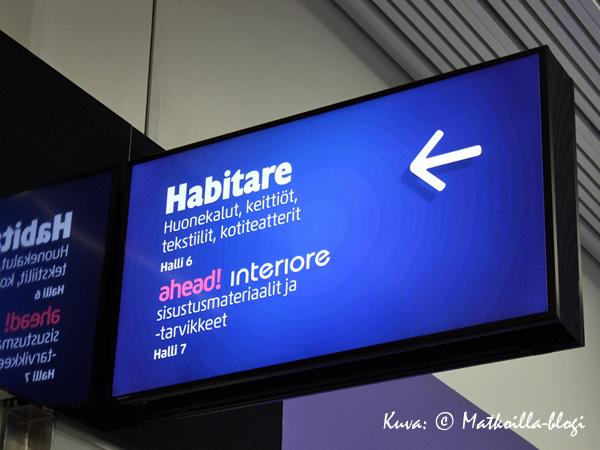 Habitare 2014 - tännepäin. Kuva: © Matkoilla-blogi