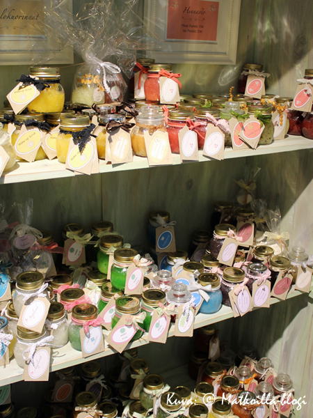 Huumavia tuoksuja.... Kuva: © Matkoilla-blogi