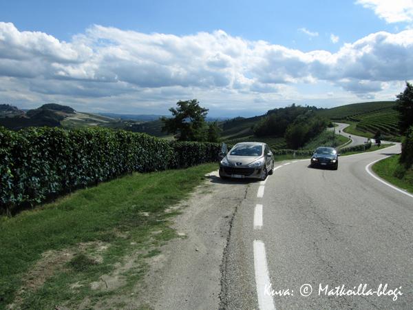 Pakollinen autokuva. Kuva: © Matkoilla-blogi