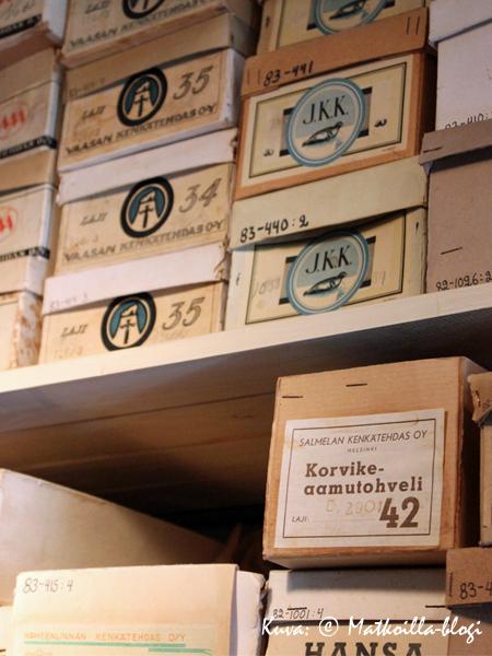 …pula-ajan korviketohveleihin... . Kuva: © Matkoilla-blogi