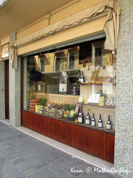 Herkkukauppa. Kuva: © Matkoilla-blogi