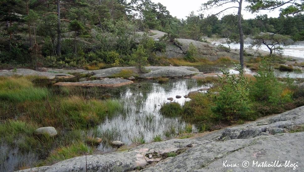Keskiviikon kuva: Porkkala. Kuva: © Matkoilla-blogi