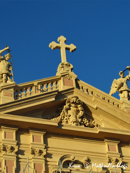 Brunaten kirkko. Kuva: © Matkoilla-blogi