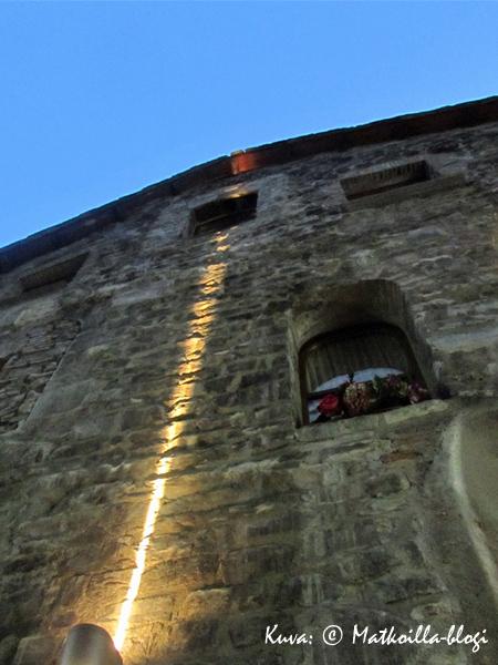 Iltakävelyllä Comossa. Kuva: © Matkoilla-blogi