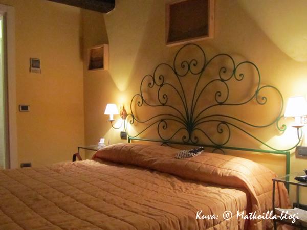 Hotel Borgovico. Kuva: © Matkoilla-blogi