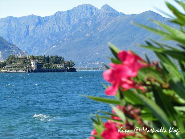 Isola Bella, Lago Maggiore. Kuva: © Matkoilla-blogi