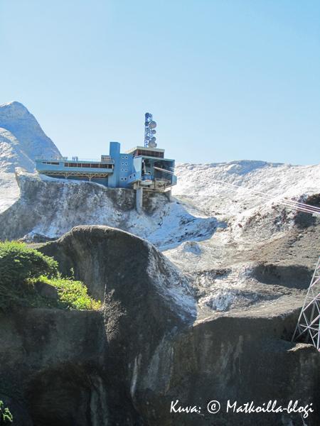 Jungfraujoch. Kuva: © Matkoilla-blogi