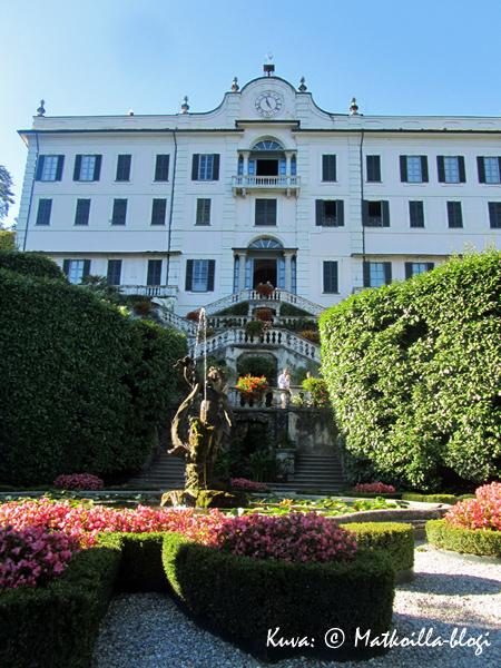 Villa Carlotta. Kuva: © Matkoilla-blogi