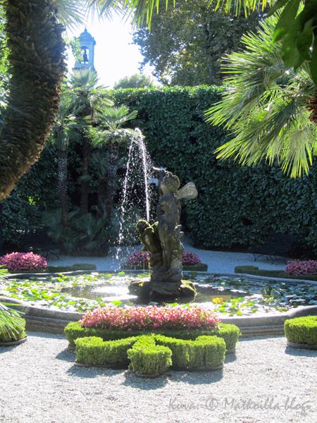 Villa Carlottan puutarha. Kuva: © Matkoilla-blogi