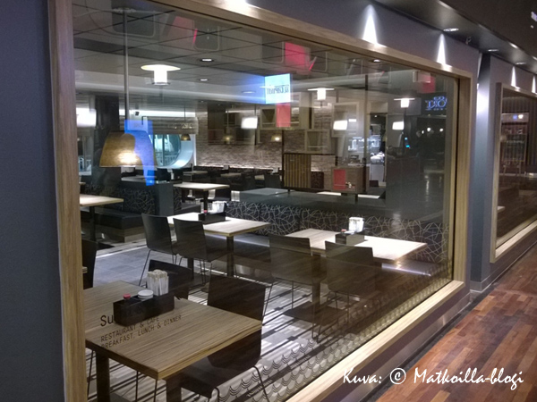 Uusi sushi-ravintola Symphonylla. Kuva: © Matkoilla-blogi