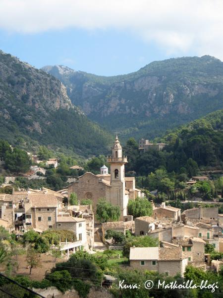 Keskiviikon kuva: Valldemossa, Mallorca. Kuva: © Matkoilla-blogi