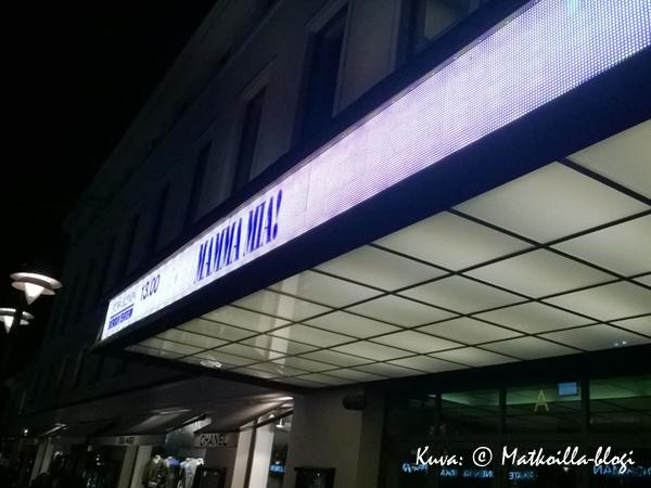 Mamma Mia hurmasi meidät - jälleen! Kuva: © Matkoilla-blogi