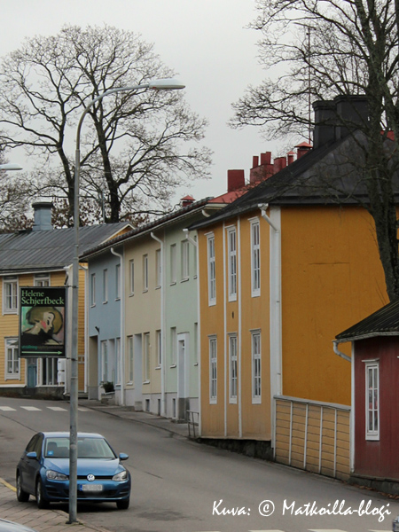 Tammisaari. Kuva: © Matkoilla-blogi