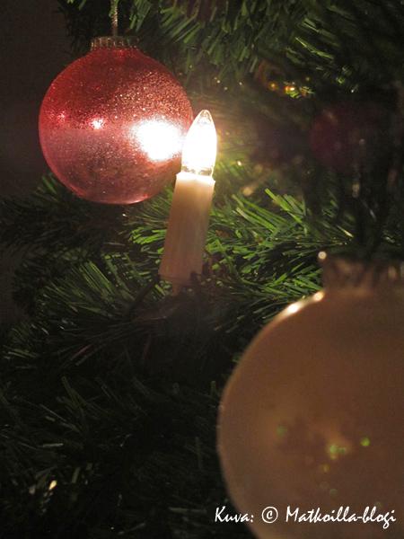 Hyvää Joulua 2014. Kuva: © Matkoilla-blogi