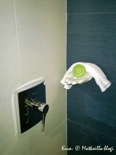 Hotel Lord Balfour tarjoaa paljon hauskoja yksityiskohtia…. Kuva: © Matkoilla-blogi