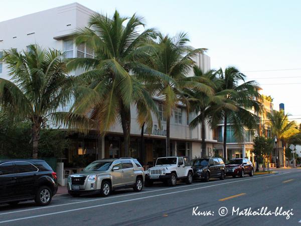 Hotel Lord Balfour ulkoa. Kuva: © Matkoilla-blogi