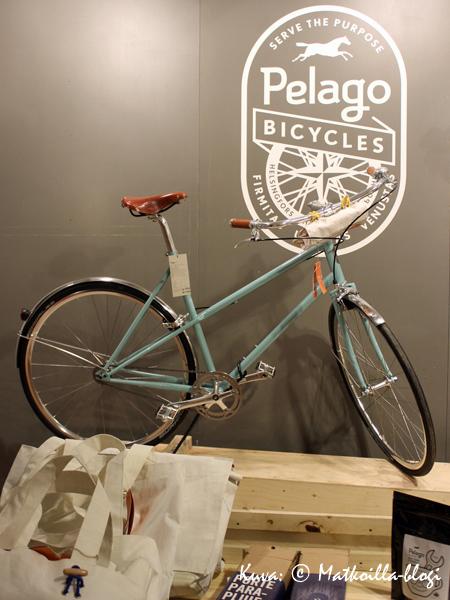 Pelago - tosipyöräilijöiden märkä uni? Kuva: © Matkoilla-blogi