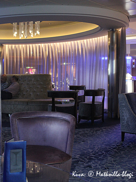 Martini Bar - jos Martini ei kuulu suosikkeihin on truha vaivautua.... Kuva: © Matkoilla-blogi