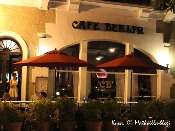 Café Berlin, San Juan. Kuva: © Matkoilla-blogi