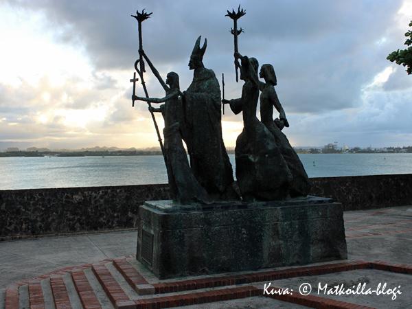 La Plazuela Rogativa, San Juanin vanhakaupunki. Kuva: © Matkoilla-blogi