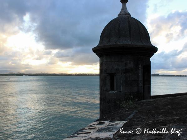 San Juanin vanhankaupungin linnoitusmuuri. Kuva: © Matkoilla-blogi