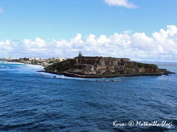 Castillo San Felipe del Morro, San Juan. Kuva: © Matkoilla-blogi