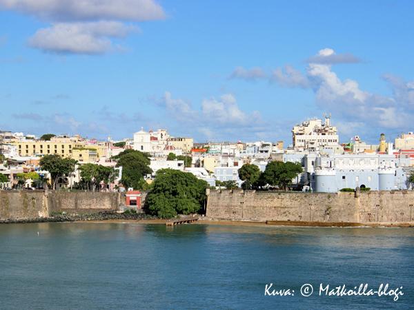 San Juanin vanhakaupunki - kohta päästäisiin tutustumaan sen värikkäisiin kujiin. Kuva: © Matkoilla-blogi