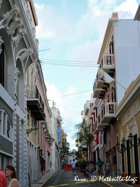 San Juanin vanhakaupunki. Kuva: © Matkoilla-blogi