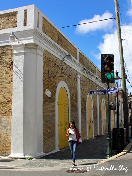 Charlotte Amalie, St. Thomas. Kuva: © Matkoilla-blogi