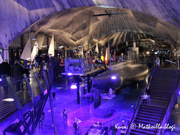 Kuukauden kuva: Lennusadam-merimuseo, Tallinna. Kuva: © Matkoilla-blogi