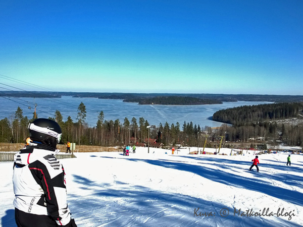Messilä - näkymä Vesijärvelle. Kuva: © Matkoilla-blogi
